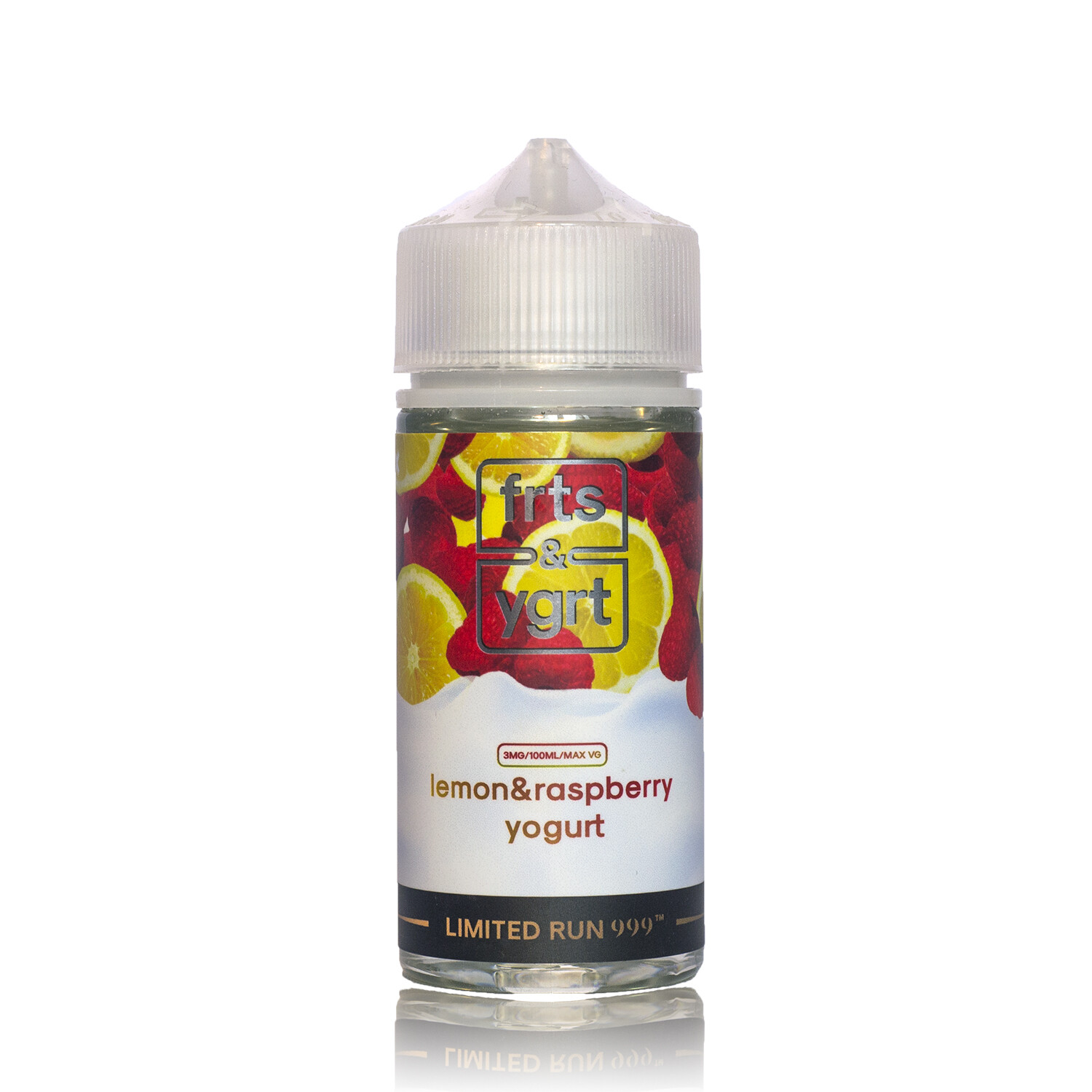 ЖИДКОСТЬ ELECTROJAM: LEMON RASPBERRY YOGURT 100ML