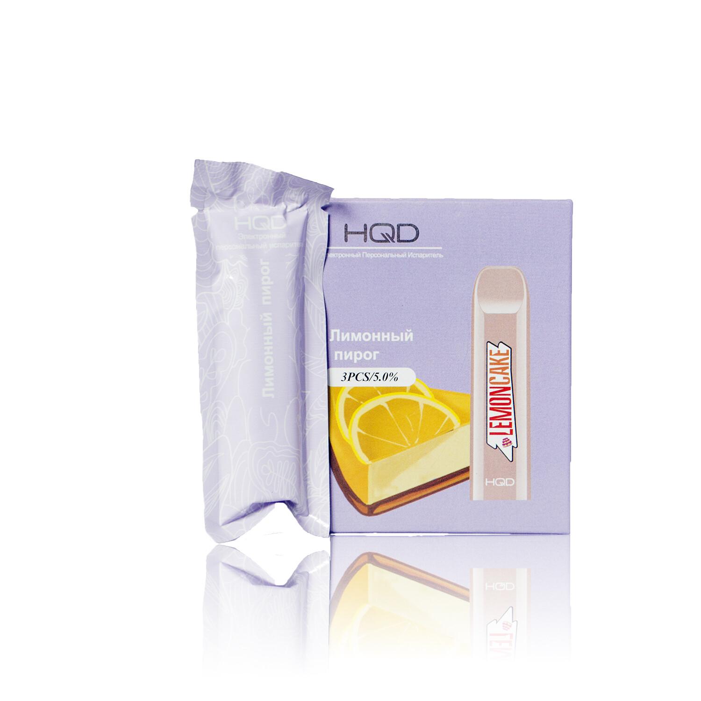 HQD V2 POD: LEMON CAKE