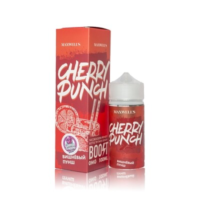 ЖИДКОСТЬ MAXWELLS: CHERRY PUNCH 100ML