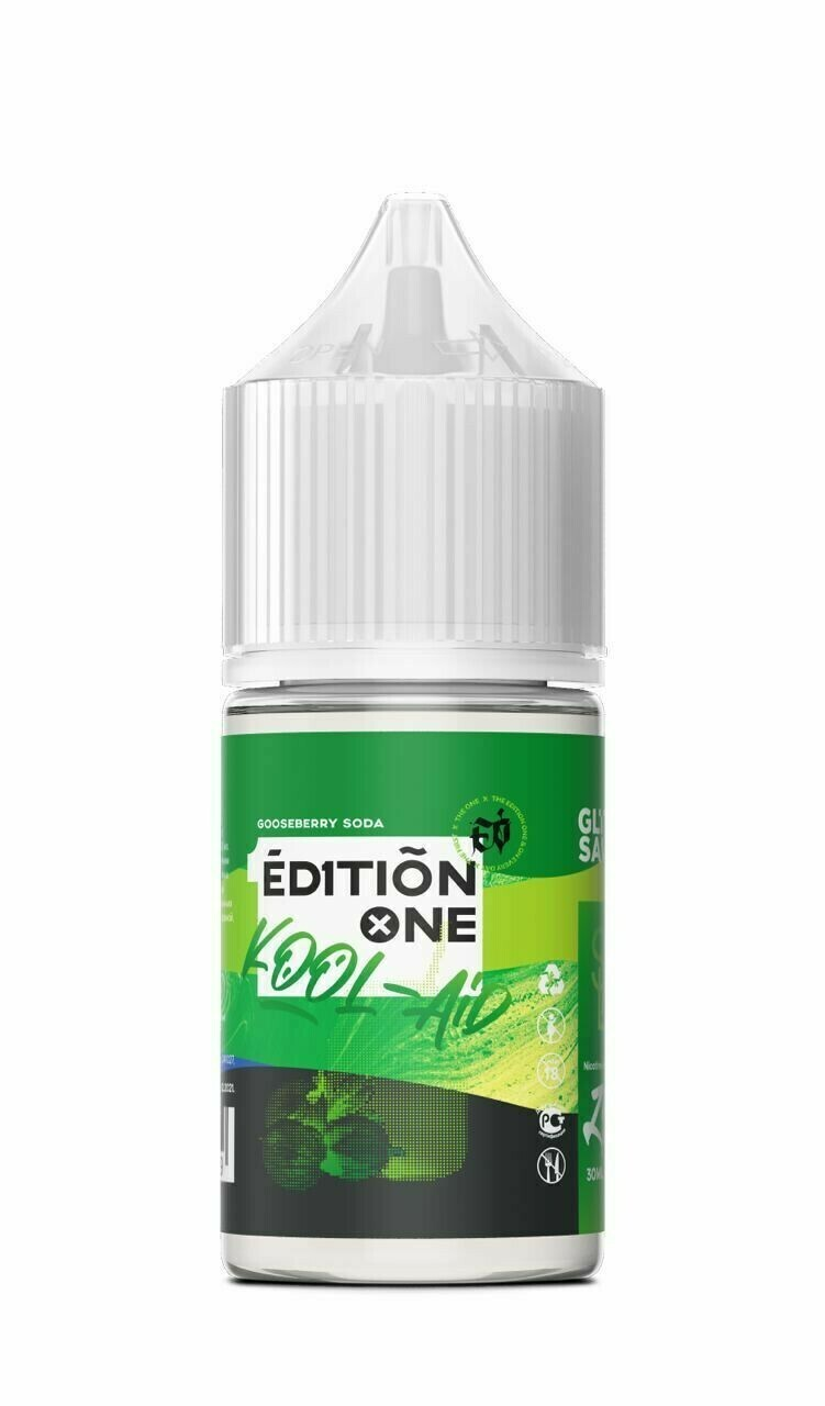 EDITION ONE SALT: KOOL AID 30ML
