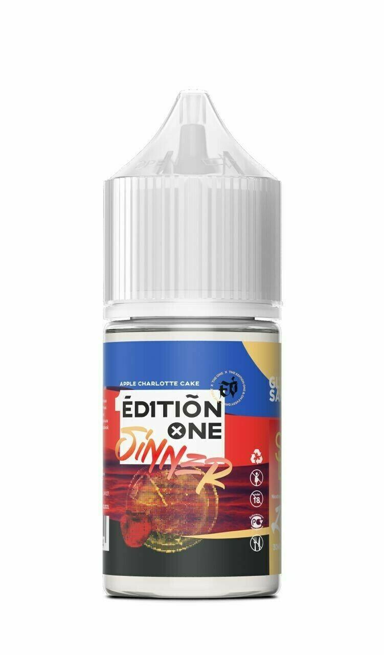 EDITION ONE SALT: SINNER 30ML