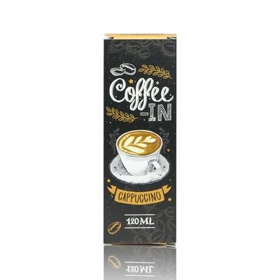 ЖИДКОСТЬ COFFE-IN: CAPPUCHINO 120ML