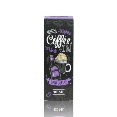 ЖИДКОСТЬ COFFE-IN: IRISH COFFEE 120ML