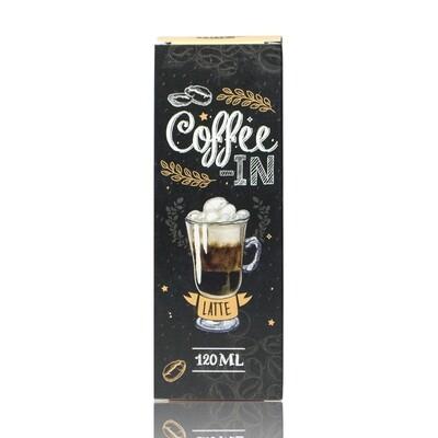 ЖИДКОСТЬ COFFE-IN: LATTE 120ML