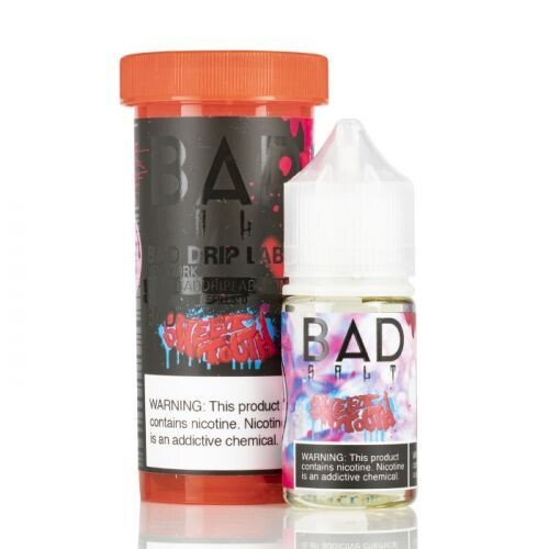 ЖИДКОСТЬ BAD DRIP SALTS: SWEET TOOTH 30ML