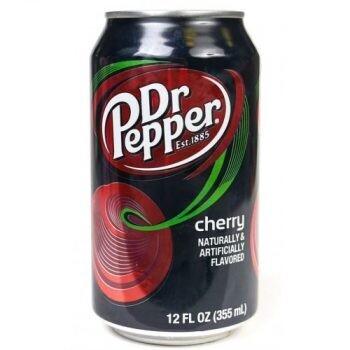 НАПИТОК DR.PEPPER: CHERRY