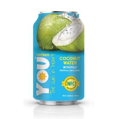 НАПИТОК YOU VIETNAM: COCONUT WATER
