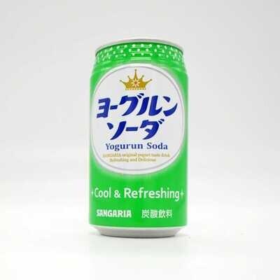 НАПИТОК SANGARIA: YOGURUN SODA
