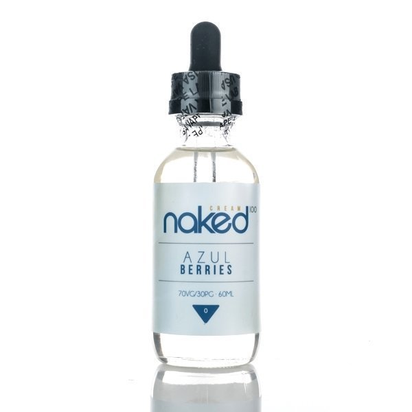 ЖИДКОСТЬ NAKED 100: AZUL BERRIES 60ML