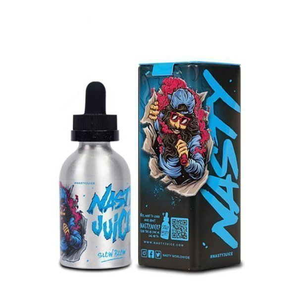 NASTY JUICE: SLOW BLOW 60ML
