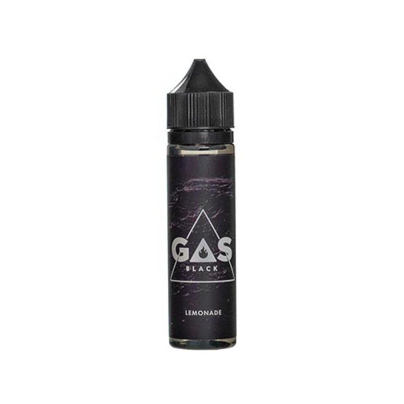 GAS BLACK: LEMONADE 60ML