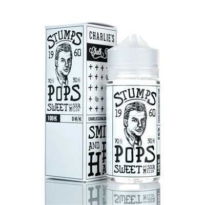 CHARLIE'S CHALK DUST STUMPS: POPS 100ML