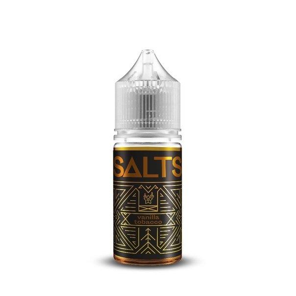 SALTS BY GLITCH SAUCE: VANILLA TOBACCO 30ML