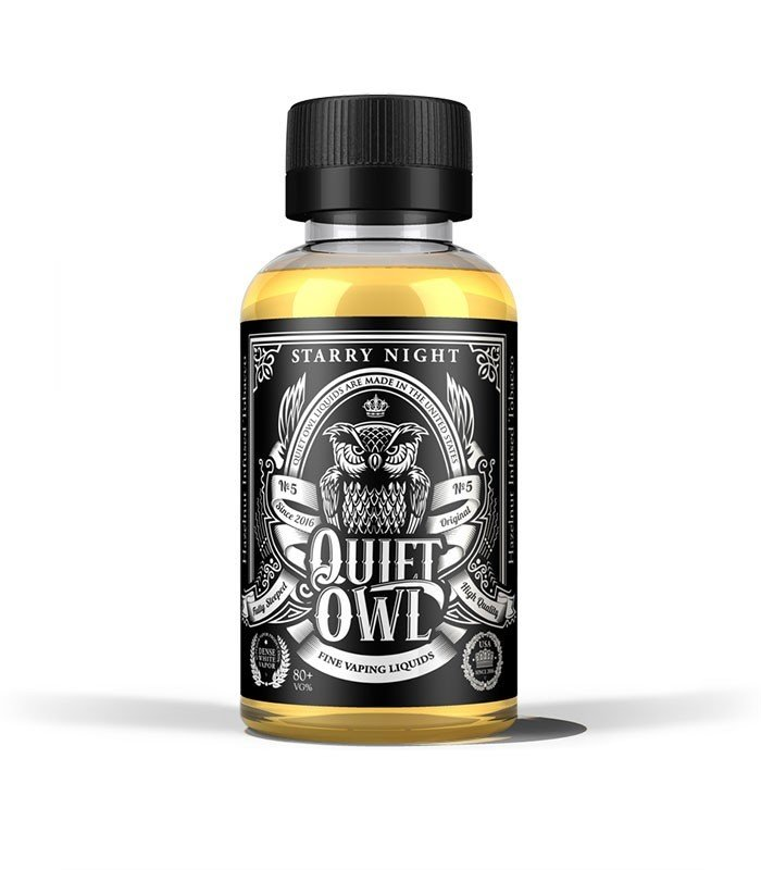 QUIET OWL: STARRY NIGHT 60ML