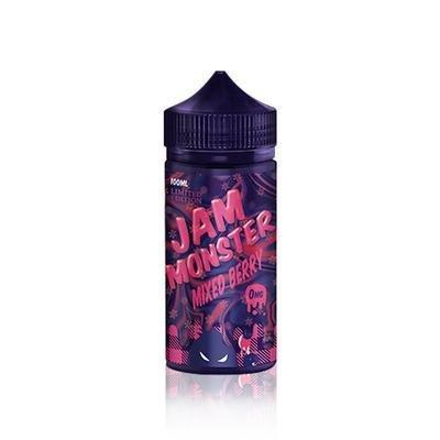 JAM MONSTER: MIXED BERRY JAM 100ML