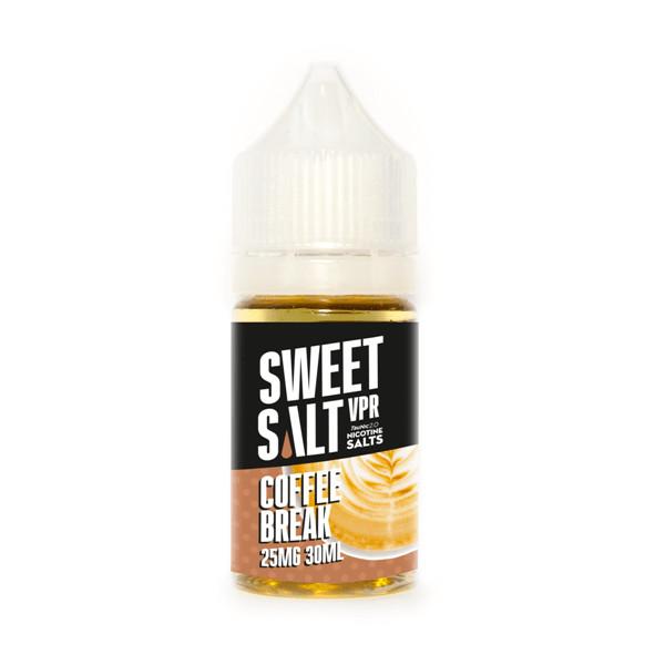 SWEET SALT VPR: COFFE BREAK 30ML