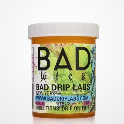 BAD DRIP: BAD WICK