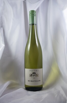 Weingut Petri Muskateller Trocken 2016 Normalt 125,-