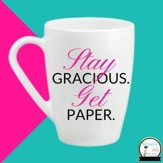 WWWD 12 oz. Coffee Mug