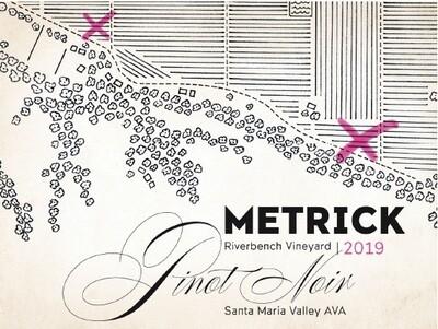 2019 Pinot Noir Riverbench Vineyard