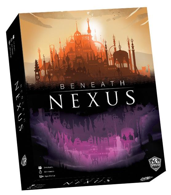 SALE - Beneath Nexus