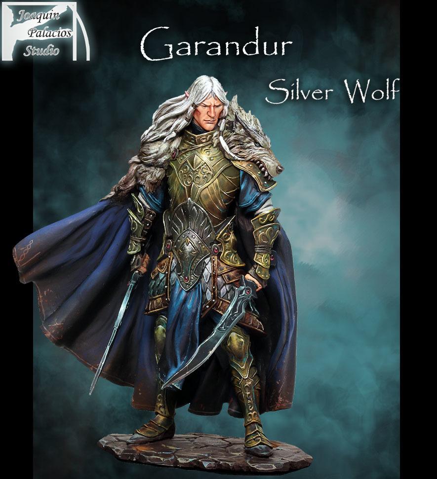 "GARANDUR ""SILVER WOLF"""