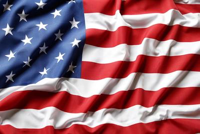 UNITED STATES FLAG / DRAPEAU DES ÉTATS-UNIS