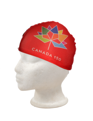 Promotional Hats (RED) with Canada 150' logo / Chapeau Promotionel CANADA 150