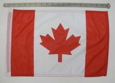 DRAPEAU DU CANADA 12'' X 18'' / CANADA FLAG 12'' x 18'' (Free Shipping)
