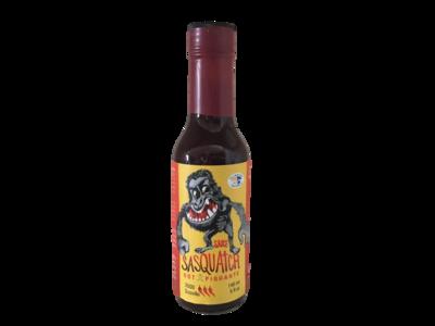 Sauce piquante La Sasquatch