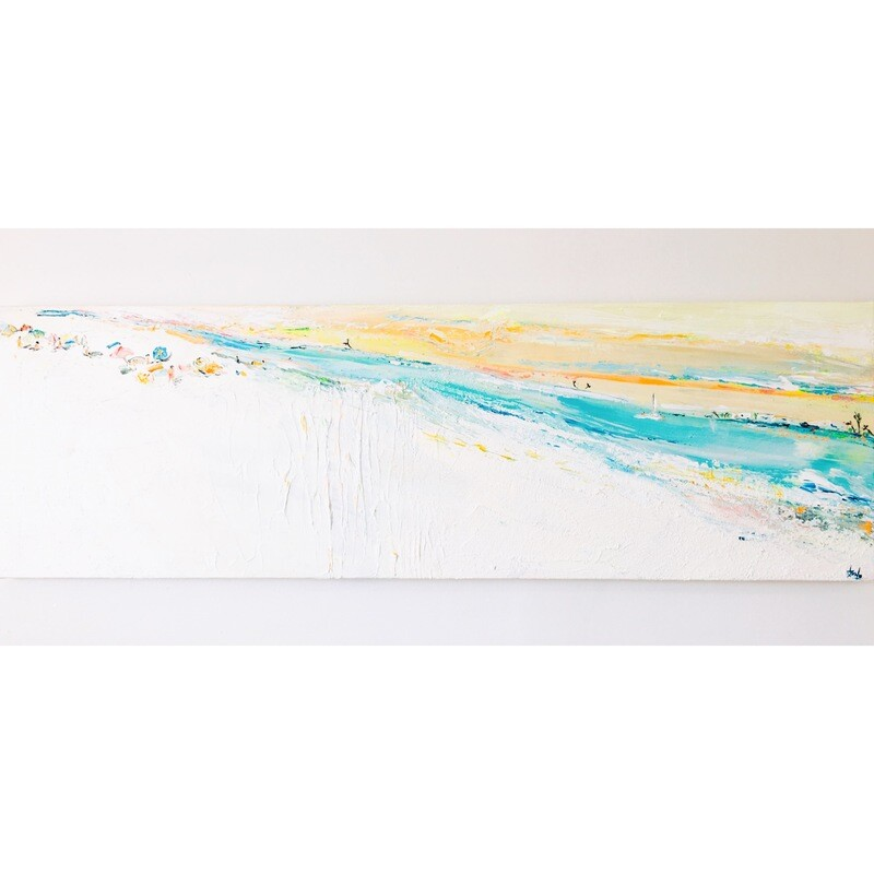 HOLIDAY'S  15'' x 48''