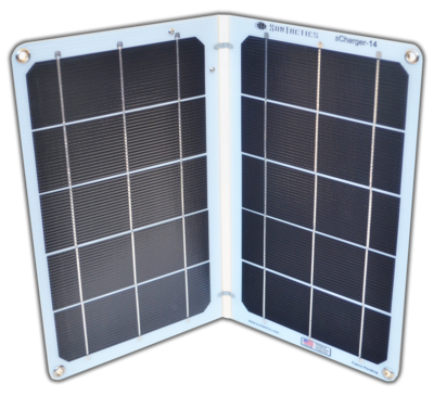 sCharger-14 Portable Solar Charger