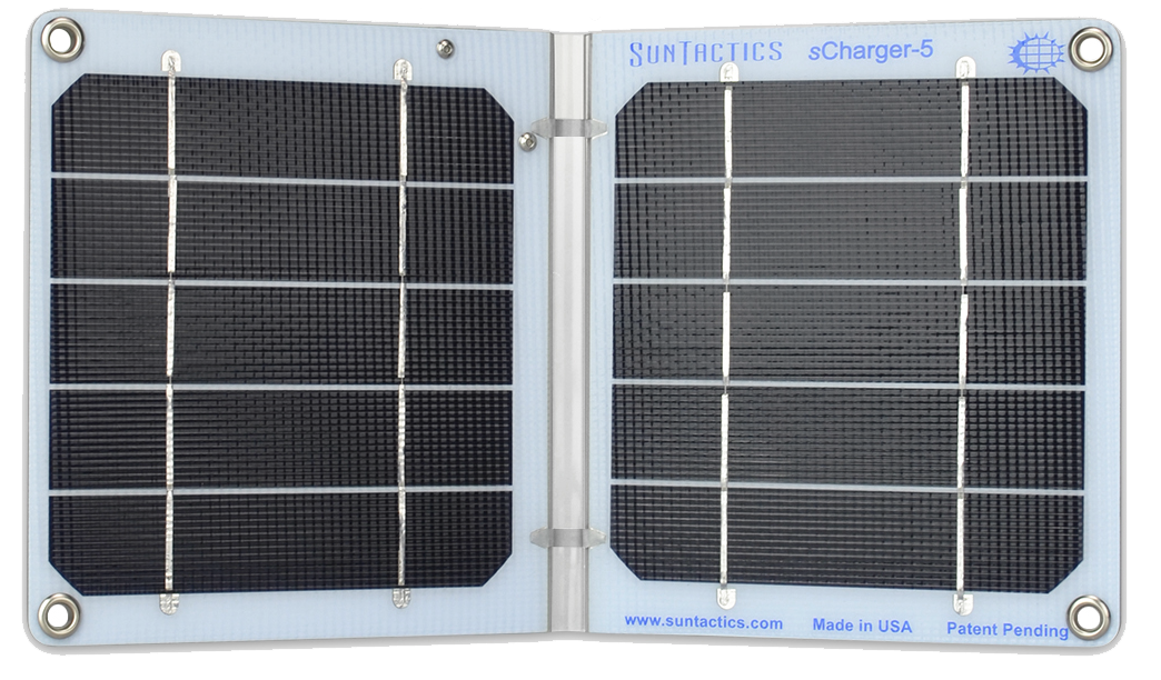 sCharger-8 Solar Charger
