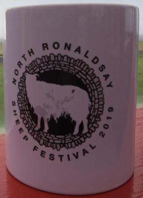 2019 Sheep Festival Mug