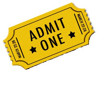 Single Admission Ticket