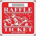 Eleven Raffle Tickets