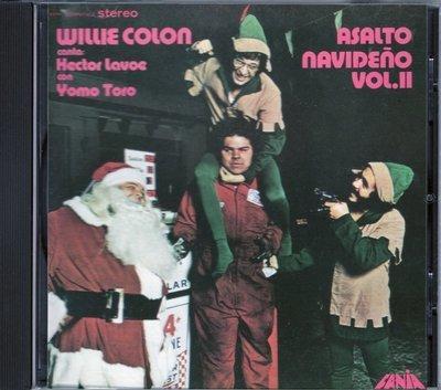 Willie Colon & Hector Lavoe - Asalto Navideno Vol. II