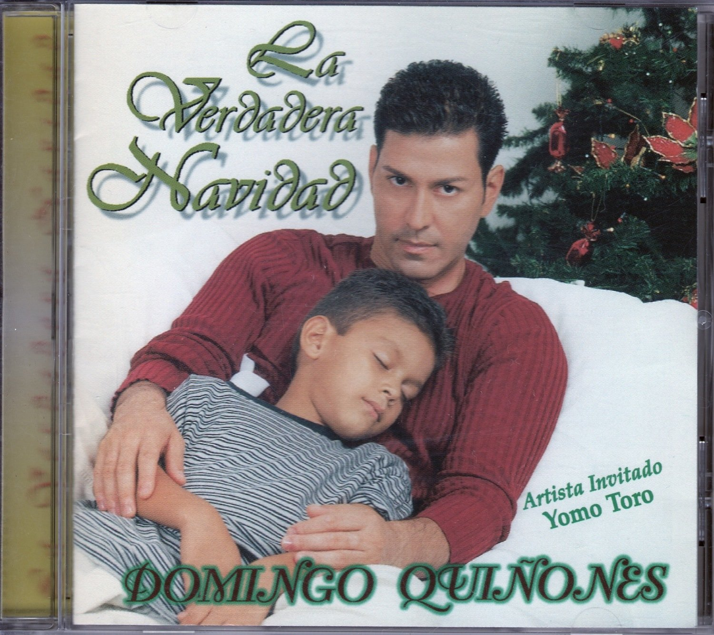 Domingo Quiñonez - La verdadera navidad