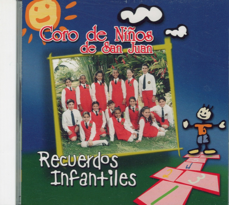 Coro de Niños de San Juan - Recuerdos Infantiles