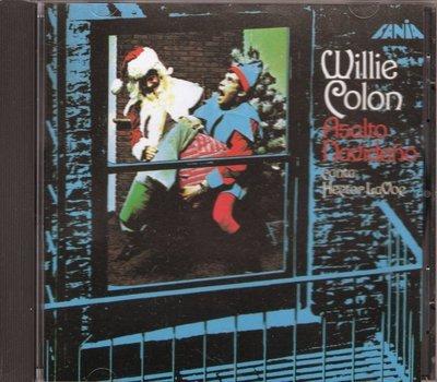 Willie Colon canta Hector Lavoe - Asalto Navideño
