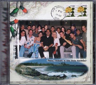 Gilberto Santa Rosa & otros - Tarjeta de Navidad Vol. 2