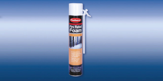 Firetherm Fire Rated Expanding Foam