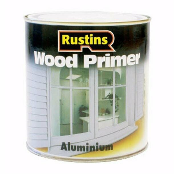 Aluminium Wood Primer