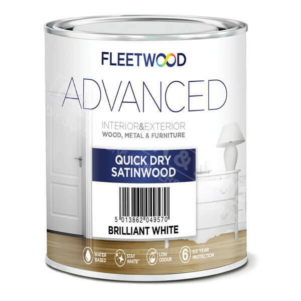Fleetwood Advanced Satinwood