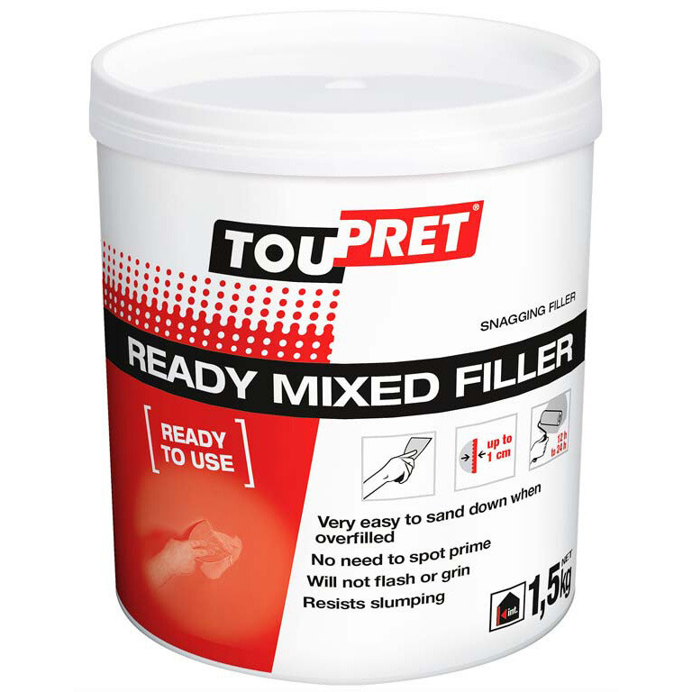 Toupret filler Ready Mix