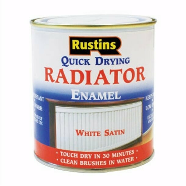 Quick Dry Radiator Paint