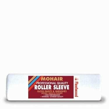 "Mohair 9"" Roller Sleeves"