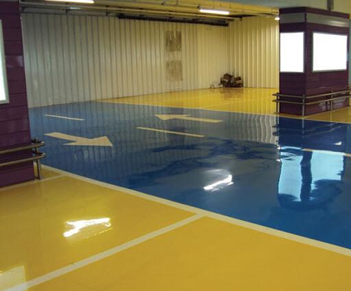 ViterFloor P300 High Build Epoxy Floor Coating 12.5Kg  Colours
