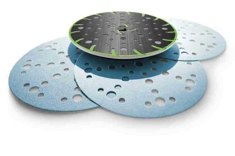 Sanding pad FUSION-TEC ST-STF D150/MJ2-M8-W-HT