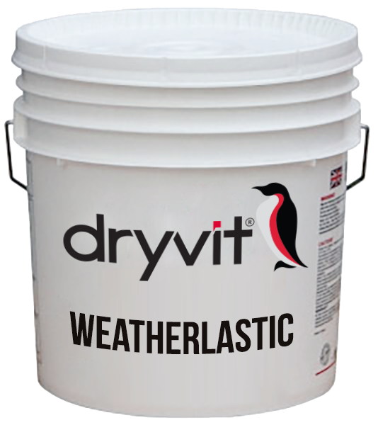 Dryvit Weatherlastic Smooth : Flexible Exterior Coating